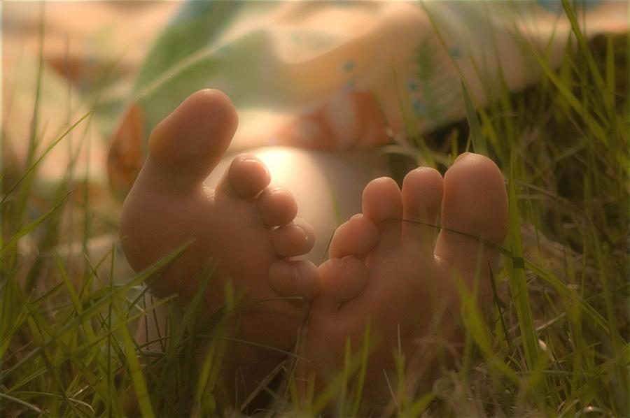 Spring Feet - pedicures