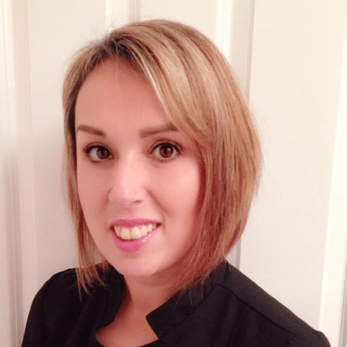 Becky Coates - Owner of Blissimo Beauty Therapy in Haywards Heath
