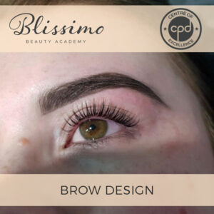 Brow Design Course | Blissimo Beauty Academy