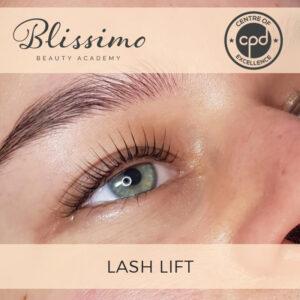 Lash Lift Course | Blissimo Beauty Academy