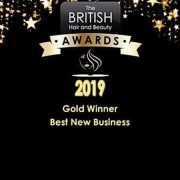Best New Business - The British Hair and Beauty Awards
